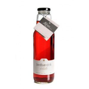Jordbær drik - utrolig lækker sommerdrik
