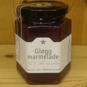 Marmelade 200g glas