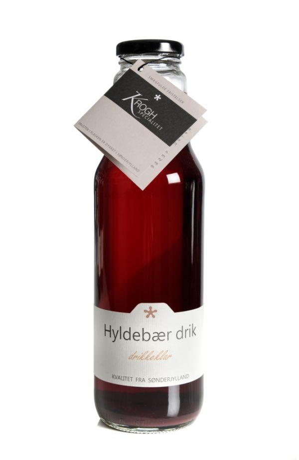 Hyldebær drik - en lokal specialitet