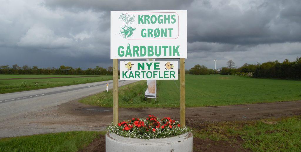 Kroghs Grønt gårdbutik