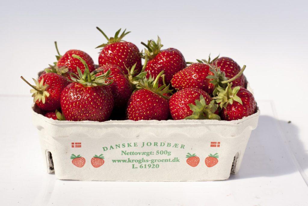 Danske jordbær